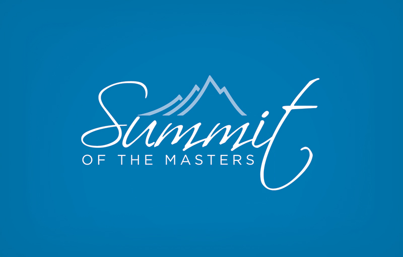 "AMED Meeting branding ""Summit of the Masters"" - Branded Emphasizing the Synergy of Bringing together the Master Dental Clinicians in Tucson, Arizona"